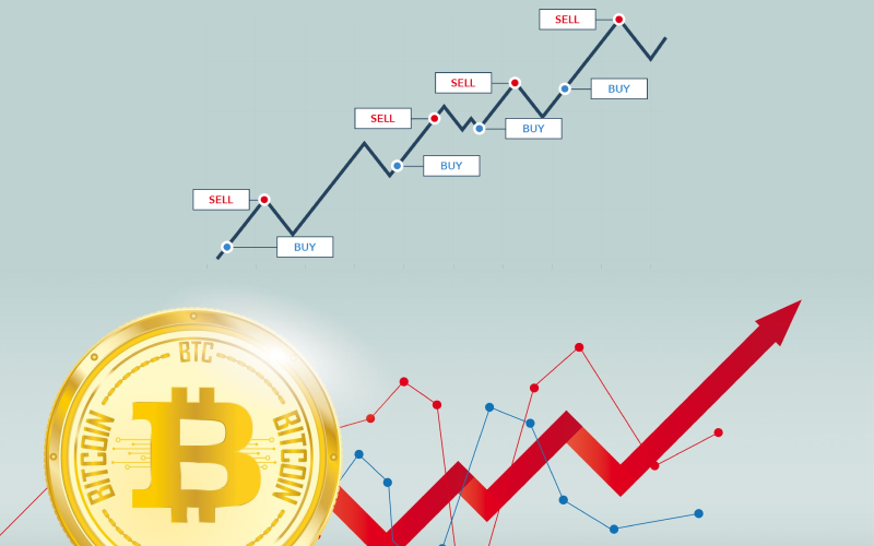 Trading Bitcoin and how to earn money on it