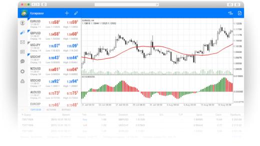 Platform Trading MetaTrader Web – Terminal Online MT4/5